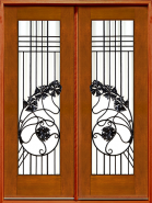 Decorative Iron / Wood