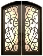 Superbe Iron Doors