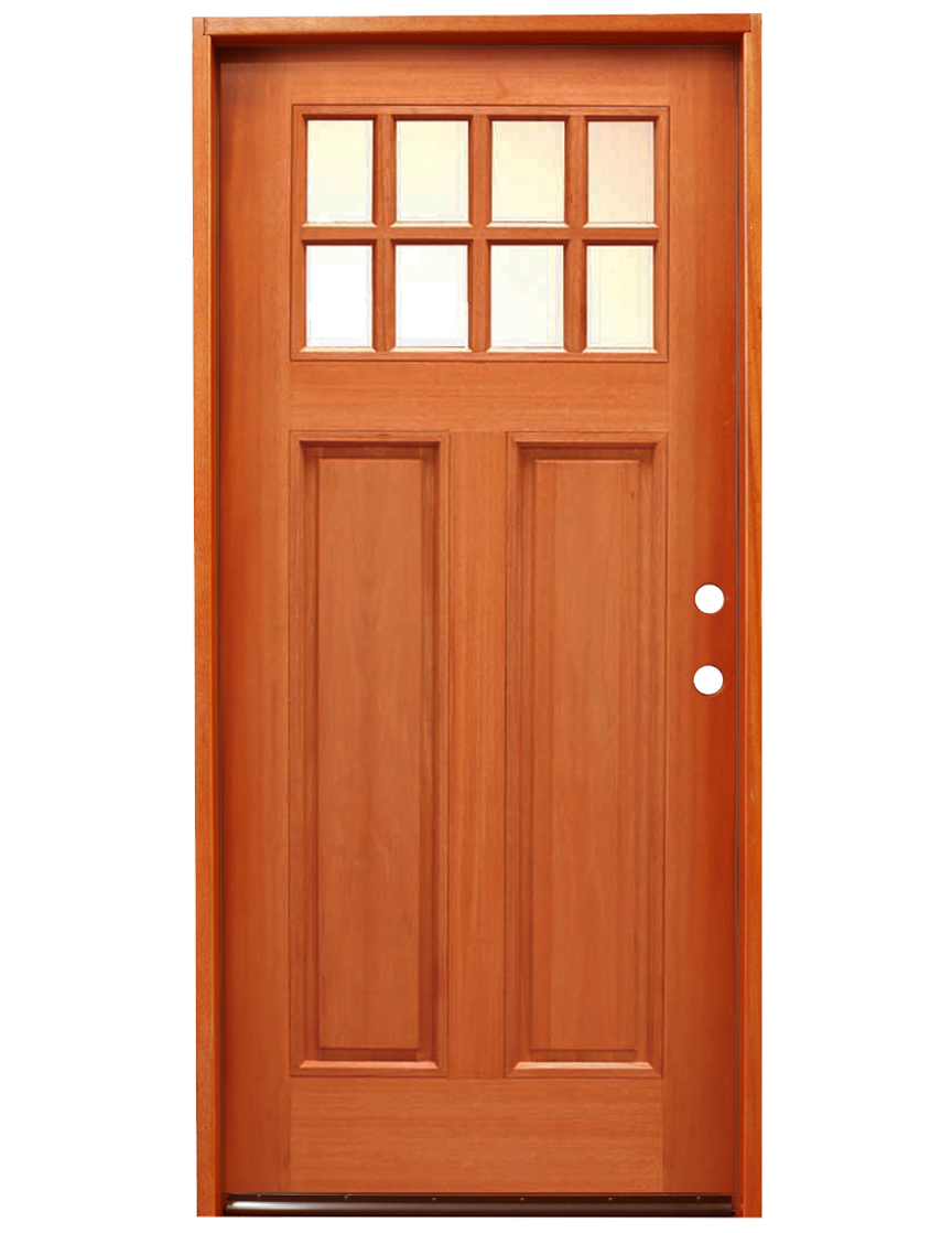 TRADITIONAL CRAFSTMAN ENTRY MAHOGANY DUAL 36u2033X80u2033 PREHUNG/PREFINISHED $725  sc 1 st  Urban Doors & SALE - URBAN DOORS