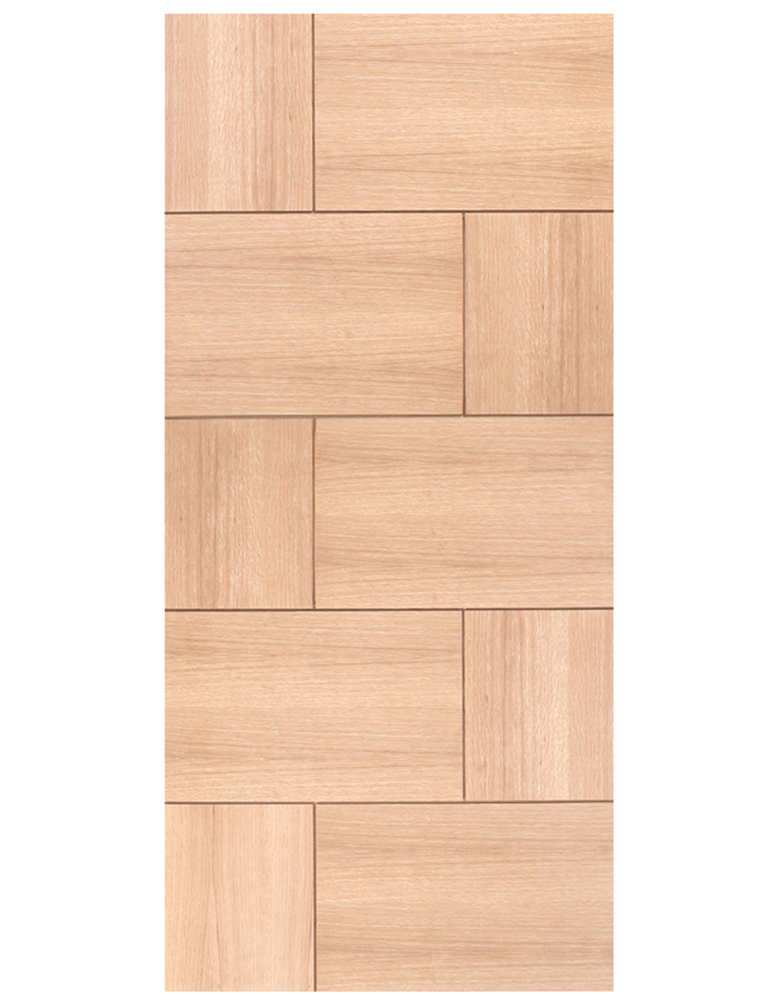 MD 16 White Oak. Modern Interior Doors  sc 1 st  Urban Doors & MD 16 WHITE OAK - URBAN DOORS