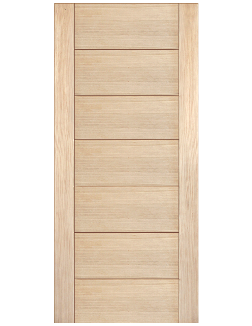 MD 15 White Oak. Modern Interior Doors  sc 1 st  Urban Doors & MD 15 WHITE OAK - URBAN DOORS