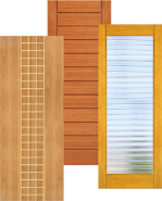 Interior Doors / Bamboo