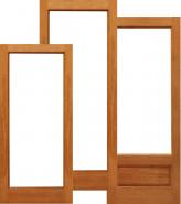 Interior Doors / White Lami